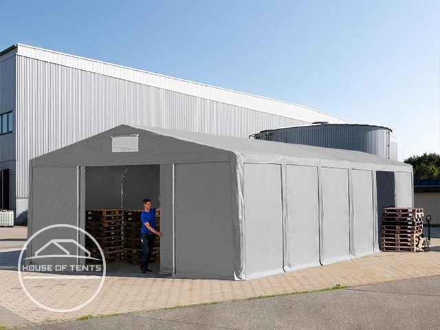 Robust storage tents from house of tents