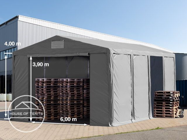 Professional Prime storage tent in agriculture