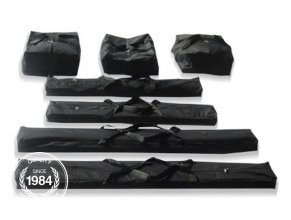 Carry Bag Set for PE tents from 60m² area