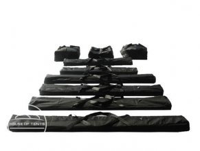 Carry Bag Set for 6m wide ECONOMY Marquees (2,0m Side Height)