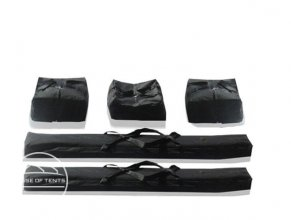 Carry Bag Set for 3m wide PREMIUM Marquees (2,0m Side Height)