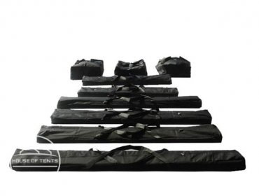 Carry Bag Set for 6m wide PREMIUM Marquees (2,0m Side Height)