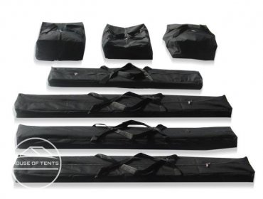 Carry Bag Set for OPTILINE Premium tents from 60m² area