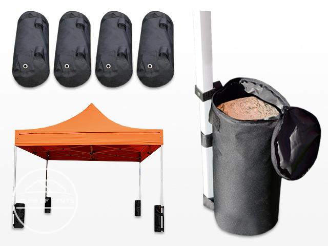 4 weight pockets for PopUp Gazebos