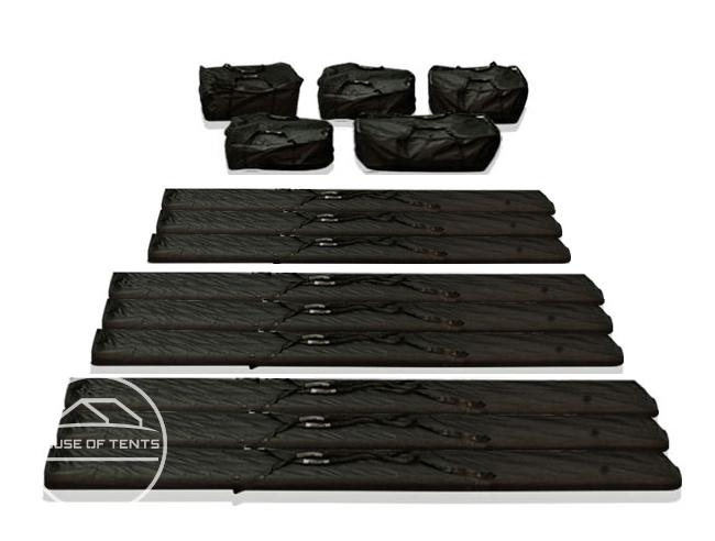 Carry Bag Set for 7m wide PROFESSIONAL Marquees (2,6m Side Height)
