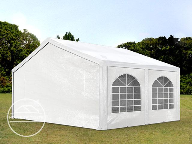 5x5m Marquee / Party Tent, PE 240 g/m², white