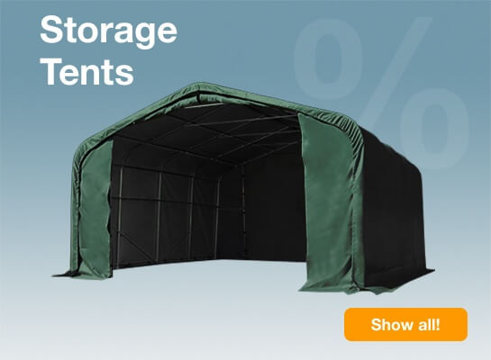 Storage Tents SALE