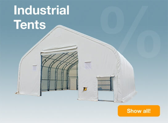 Industrial Tents SALE