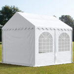Marquee 3x3 m (for individual consultations)